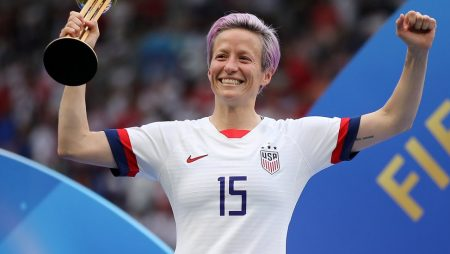 """Megan Rapinoe says """"playing in the empty venues is not as much fun"""""""