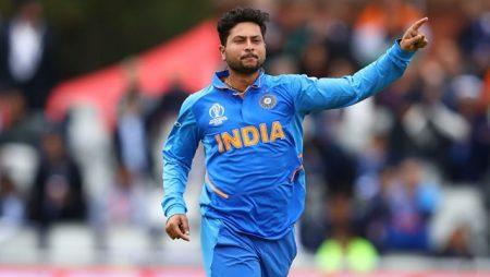Kuldeep Yadav: wristspinner to Rahul Dravid and say just enjoy my bowling