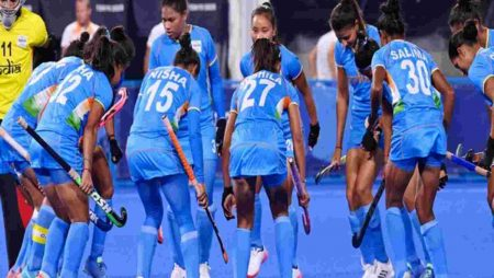 Navneet Kaur late goal helped India to win over Ireland 1-0 in Tokyo 2020