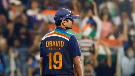 "Rahul Dravid says "" Krunal Pandya will not play in the series"""