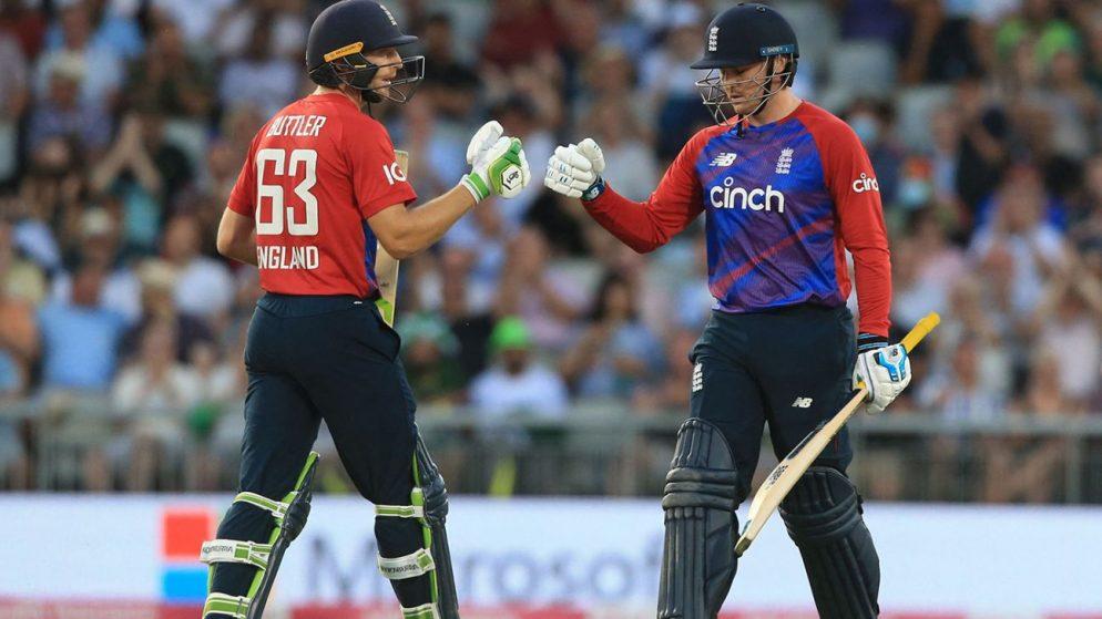 Jason Roy, Adil Rashid star in England's nail-biting: Eng vs Pak T20 Series