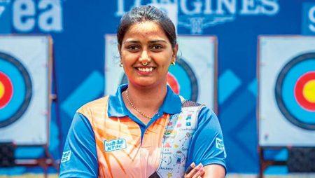 Deepika Kumari was paired with Pravin Jadhav instead of Atanu Das