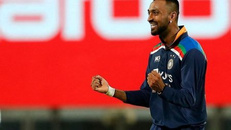 Kunal Pandya return negative tests in Covid19: India vs Sri Lanka