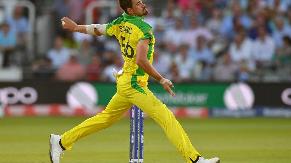 Mitchell Starc blows West Indies vs Australia's 133-run victory