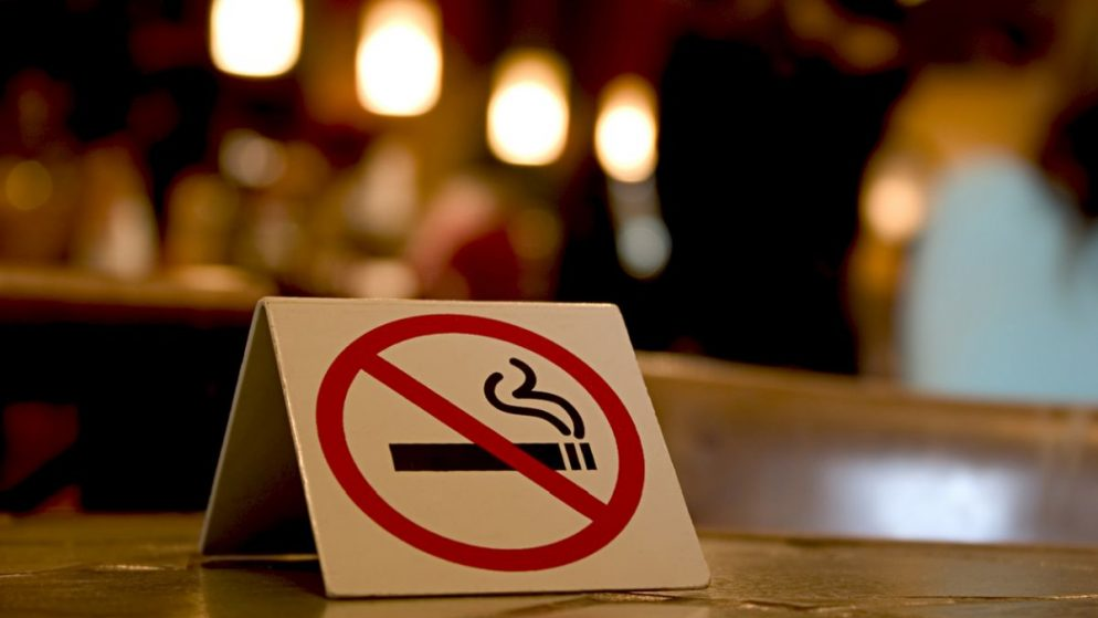 Smoking Ban in Tribal Casino wins the support of Las Vegas