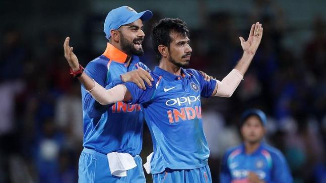 "The Yuzvendra Chahal Twitter Post ""Gossip Time"": Sri Lanka vs India"