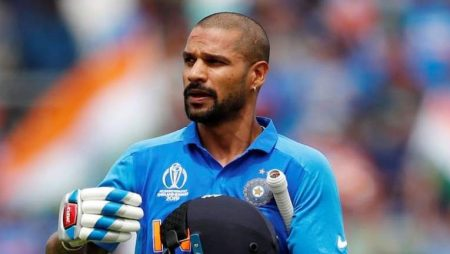 Shikhar Dhawan Ahead Of 1st ODI: No Competition For The Opening Slot