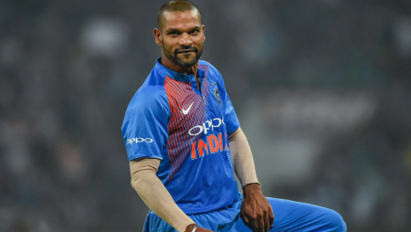 """Captain Shikhar Dhawan Wants To Keep Everybody """"Together And Happy"""""""