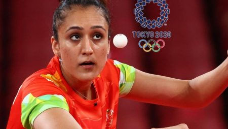 India's Manika Batra lost the first three games in Tokyo Olympics 2020