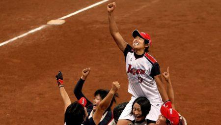 Yukiko Ueno: Japan won over Australia in Softball in the First event