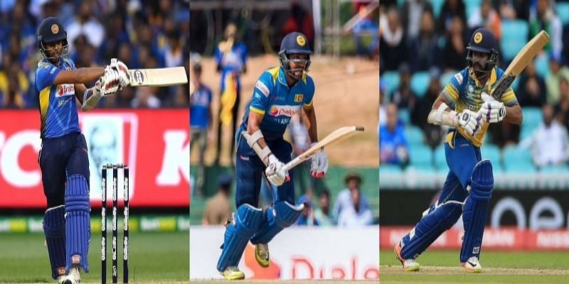 Gunathilaka, Mendis and Dickwella called them back home from England tour