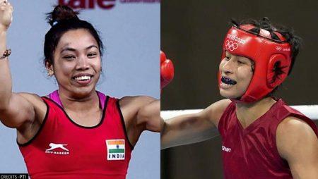 Mirabai Chanu and Lovlina Borgohain the Olympic legends