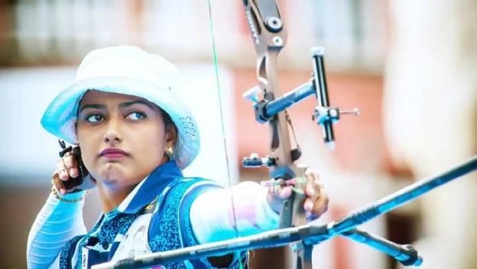 Deepika Kumari's lost  the dream medal after defeated to Korea's An San