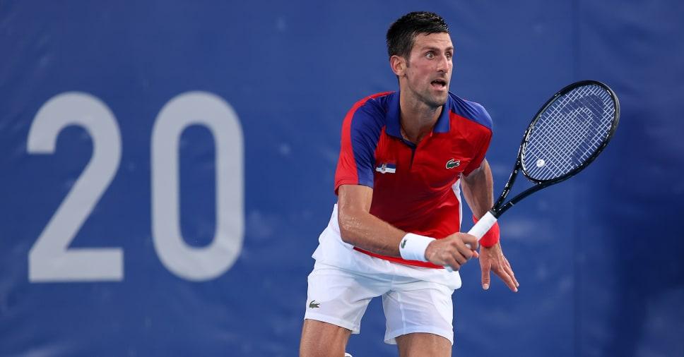 Novak Djokovic the world No. 1 registered a straight-set win over Fokina
