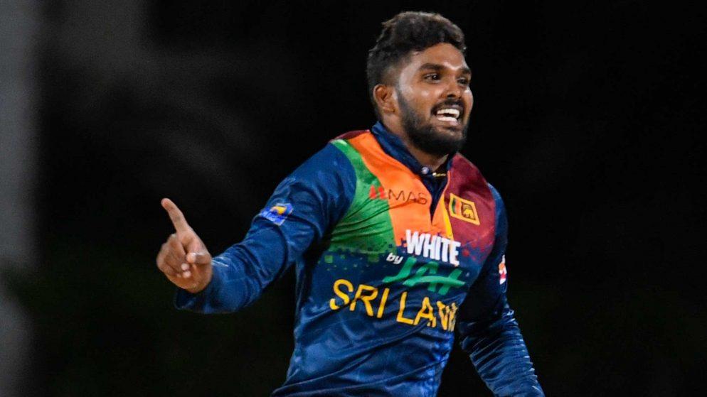 Wanindu Hasaranga low-scoring win as Sri Lanka clinch first-ever T20I