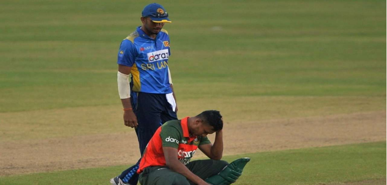 Bangladesh's Mahmudullah Makes a Decision To Retire From Test Cricket