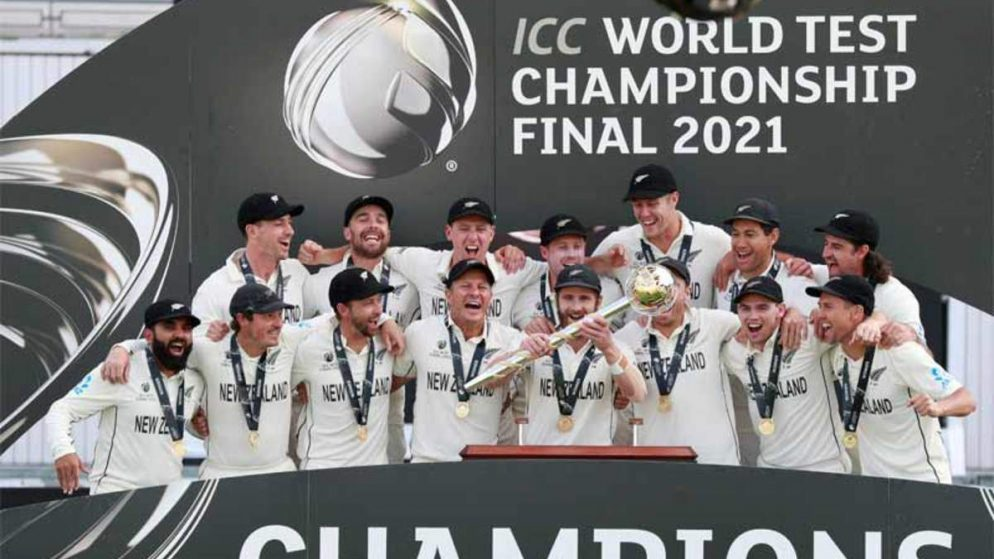 New Zealand Beat India To Win Inaugural In WTC Final 2021