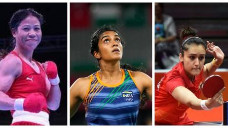 Mary Kom, PV Sindhu and Manika Batra wins for India in Tokyo 2020