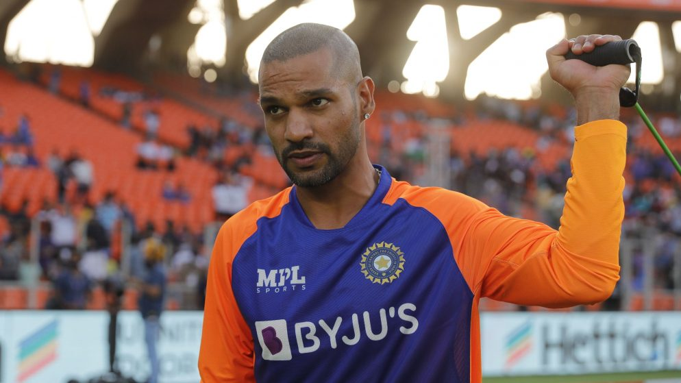 After Shikhar Dhawan Captaincy Debut: India Equal Record for ODI Wins
