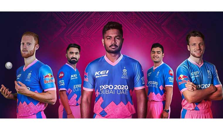 Rajasthan Royals become the third IPL in the Caribbean Premier League