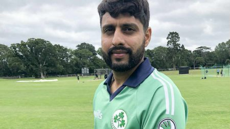 First Cricketer To Score ODI Century in Batting at 8: Ireland's Simi Singh