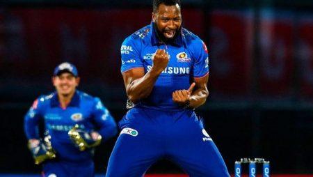 Kieron Pollard blamed the pitch after ODI series vs Australia