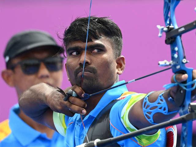 Pravin Jadhav goes down to World No.1 in men's individual archery