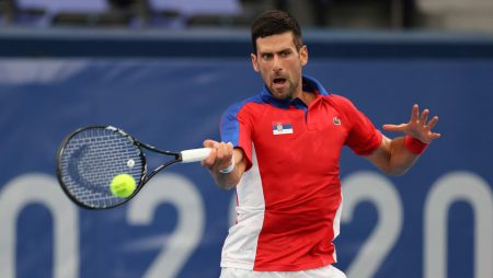 Novak Djokovic lost to Germany's Alexander Zverev in Tokyo 2020