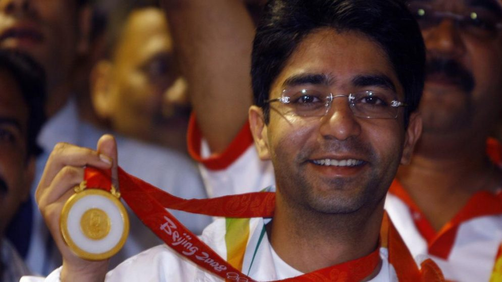 Abhinav Bindra India's gold medalist says PV Sindhu is an inspiration