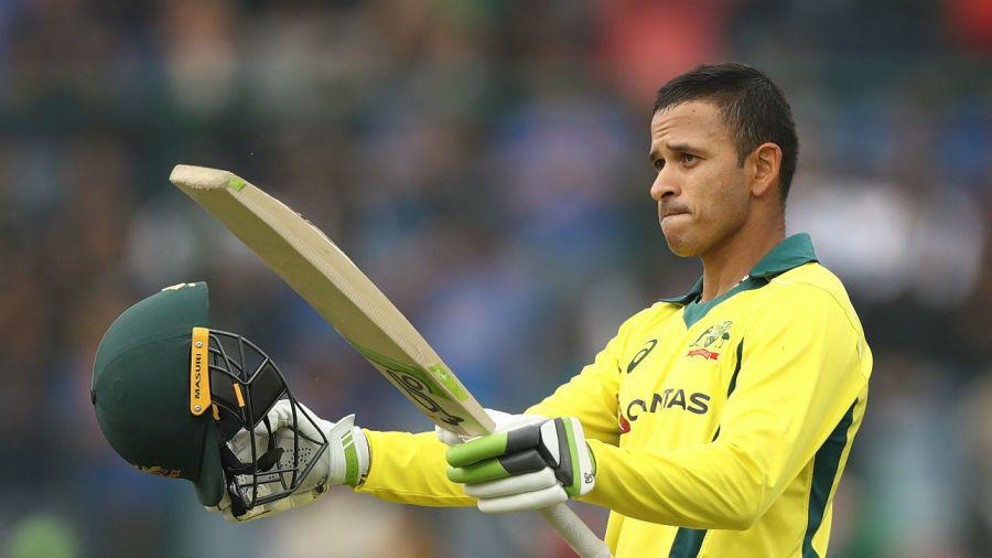 Usman Khawaja said Justin Langer deserves to coach Australia in T20 World Cup