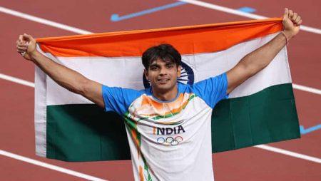 India's Neeraj Chopra winning a historic gold medal in Tokyo Olympics