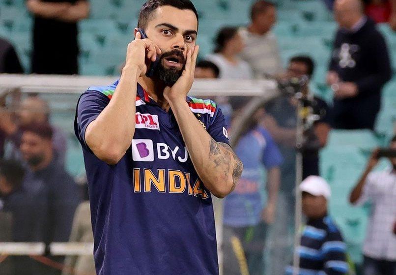 Virat Kohli said Ben Stokes has a 3-week-long mental health break