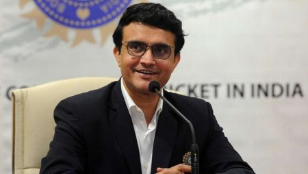 Sourav Ganguly gave a heartwarming message in the Test series at Lord's