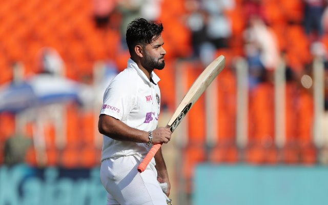 """Rishabh Pant: """"I found the best memory on my Test debut in Nottingham"""""""