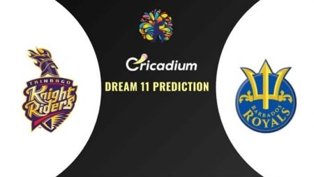 CPL 2021: Team Predictions in Trinbago Knight Riders and Barbados Royals