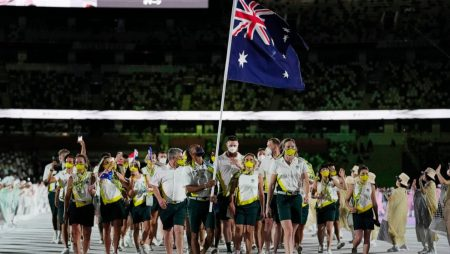 Australia sent more than 480 athletes to the Tokyo Olympic Games 2020