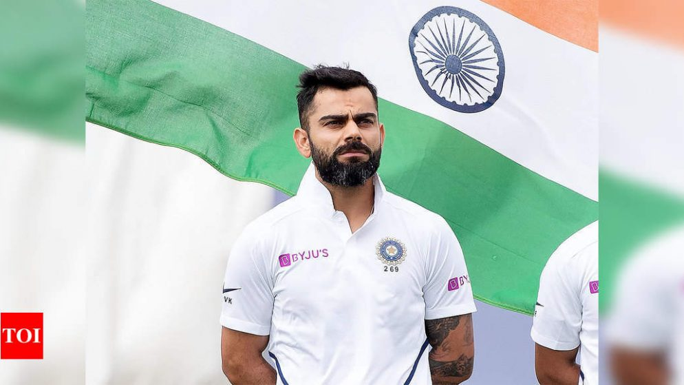 Virat Kohli the India captain lost the toss against England in the 2nd Test series
