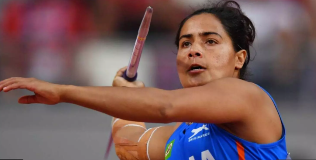 Annu Rani India women's Javelin thrower crashed out of the Olympics