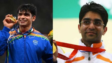 India's Athletes Abhinav Bindra and Neeraj Chopra have a lot in common
