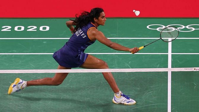 PV Sindhu is first Indian female athlete to win a Silver medal at the Olympics