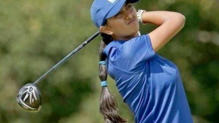 Aditi Ashok world's best in Women's Golf at Tokyo 2020