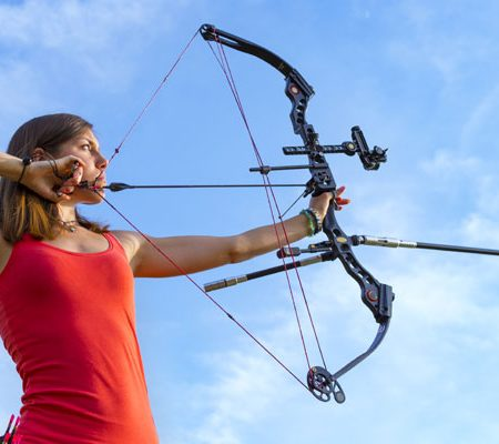 Brief history and information about the game Archery