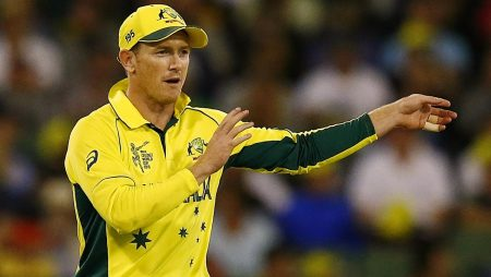George Bailey is the new appointed chairman of Australia's selection panel