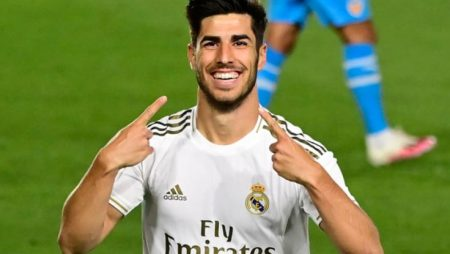 Marco Asensio wins Olympic gold in men's football with a 1-0 victory