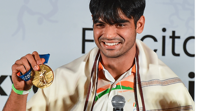 Neeraj Chopra the Olympic gold medalist has loved the photography