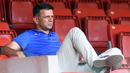Former Indian captain Rahul Dravid reapplied for the position of Head of Cricket at the National Cricket Academy