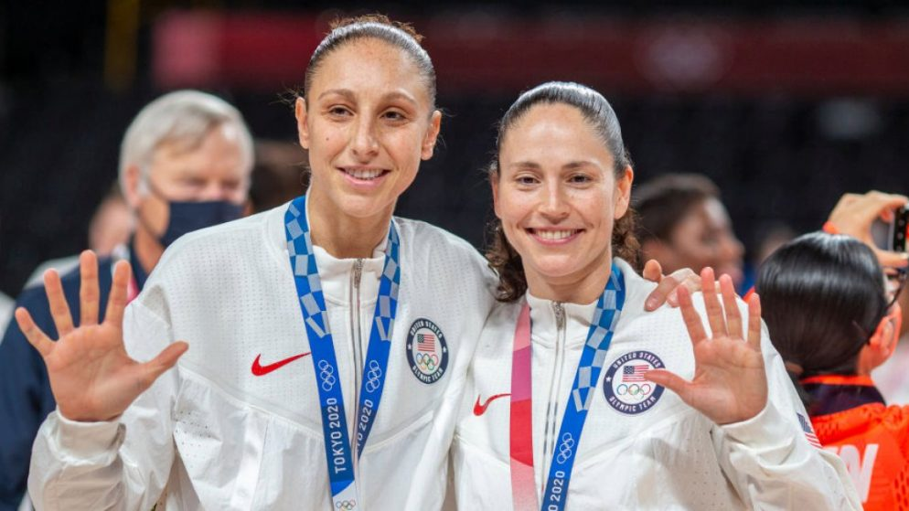Sue Bird wins 5th title in last Games appearance on Tokyo Olympics 2020