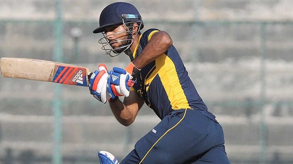 Captain Unmukt Chand announced his retirement from Indian cricket
