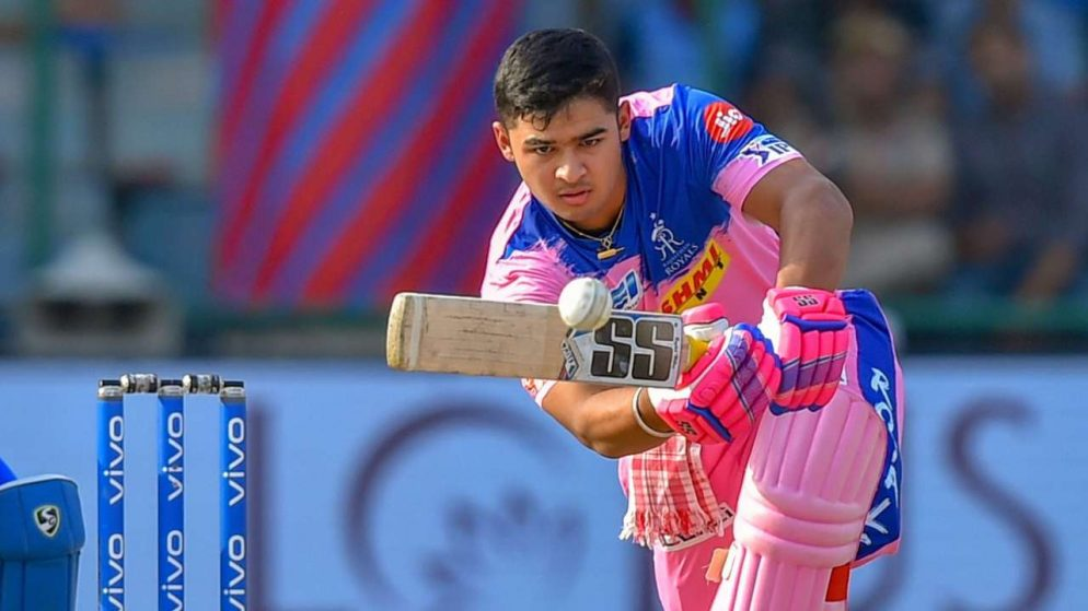 Riyan Parag and Shivam Dube in the Indian Premier League: IPL 2021