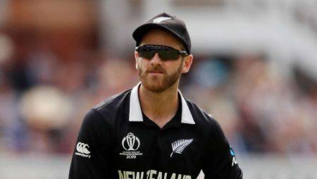 Captain Kane Williamson of Sunrisers Hyderabad lands in Dubai for Indian Premier League: IPL 2021